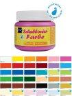 150ml Schablonierfarbe pink
