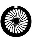 EUROLITE Gobo PSYCHO-WHEEL, D-Size, 53,3mm