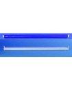 Farbiges Neonröhren Set 120cm Blau