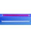Farbiges Neonröhren Set 120cm Rot