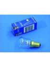 GE Birnenformlampe 15W E-14 klar