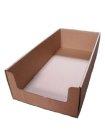 Sichtlagerbox Karton Gr.4 240x120x495