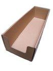 Sichtlagerbox Karton Gr.6 160x120x495