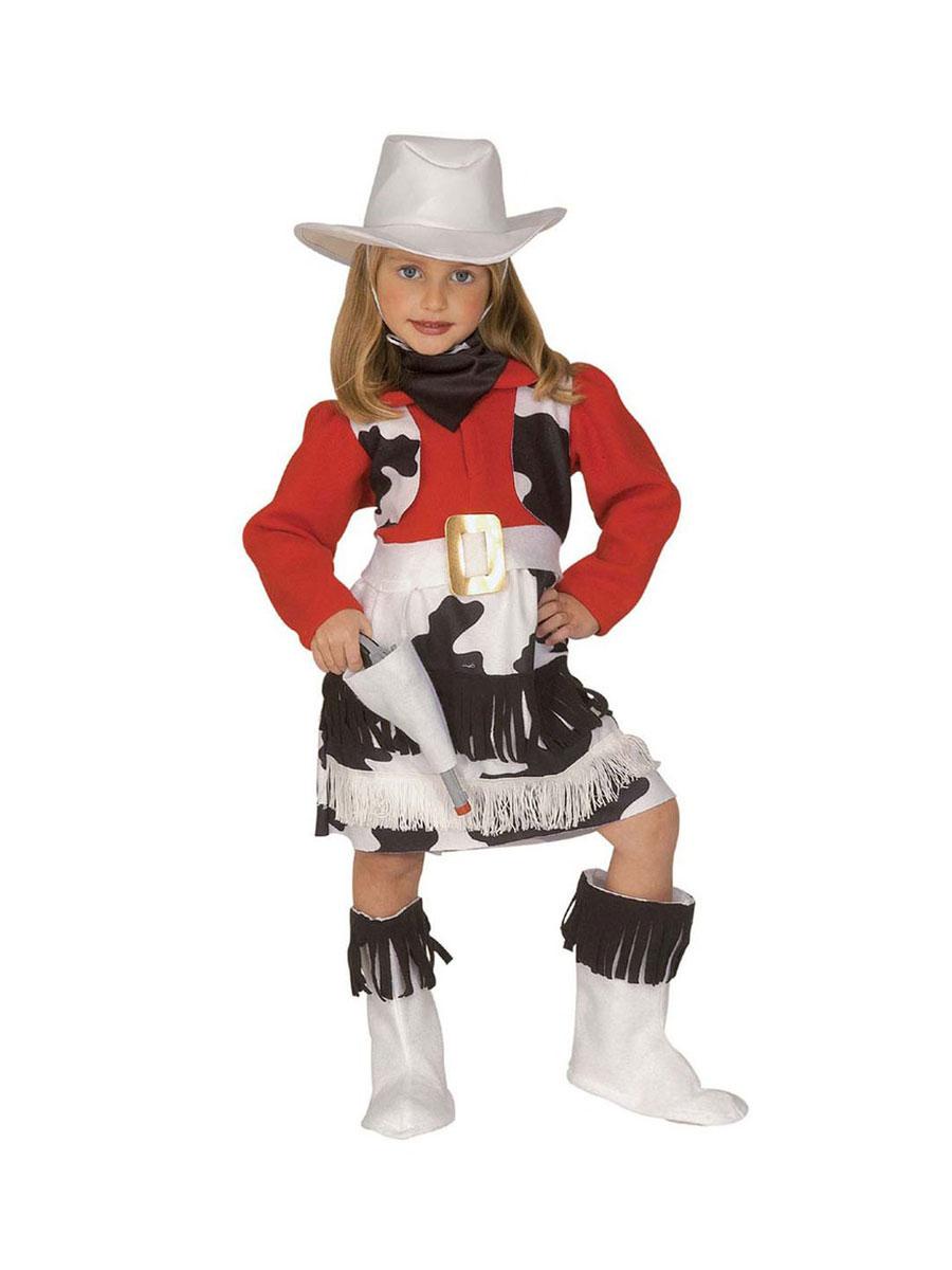 """Kostüm für Kinder /""""Cowgirl/"""" superluxe Party Kostüm"""