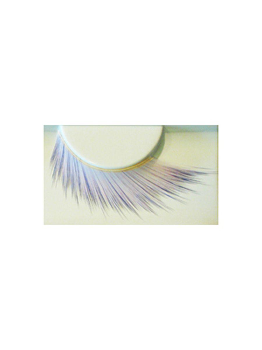 kryolan false eyelashes black lush carnival party fancy ebay