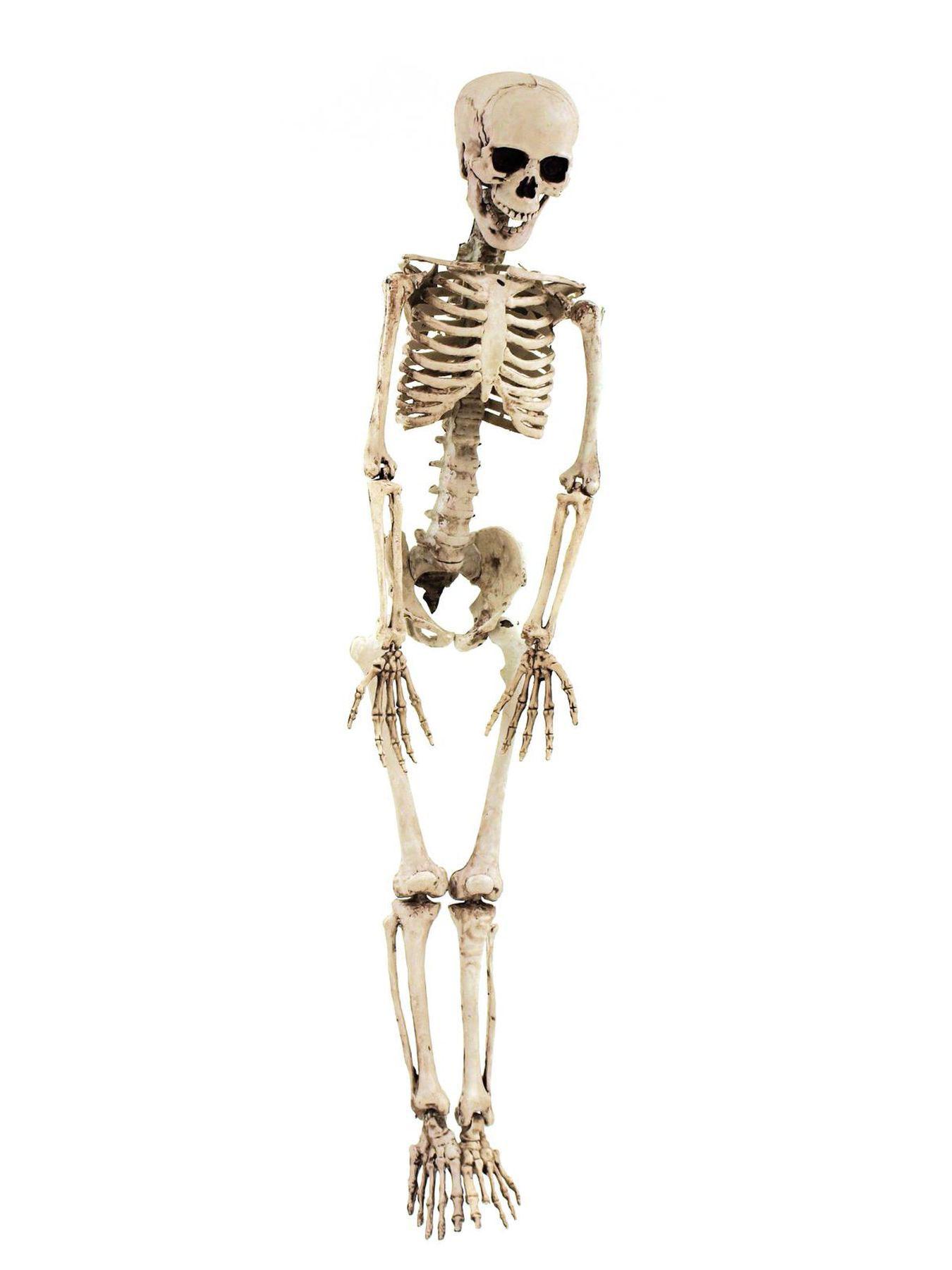 Halloween Figur Hexe Motor+Sound+LED Schocker Deko Party Spaß Skull ...