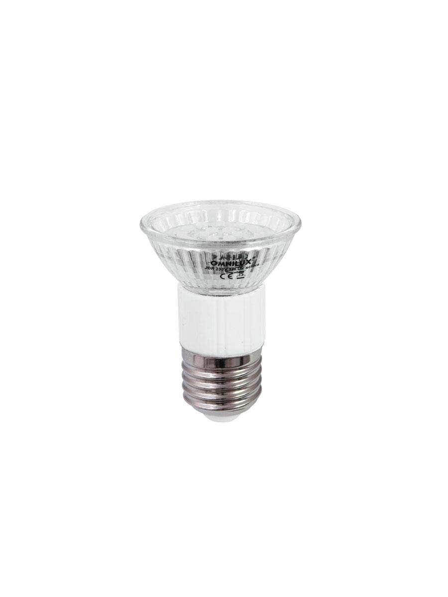 OMNILUX UV Schwarzlicht Energiesparlampe 85W E-27 4U 305mm