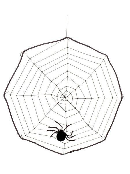 2 en plastique-araignées EUROPALMS halloween araignée violet 20g incl