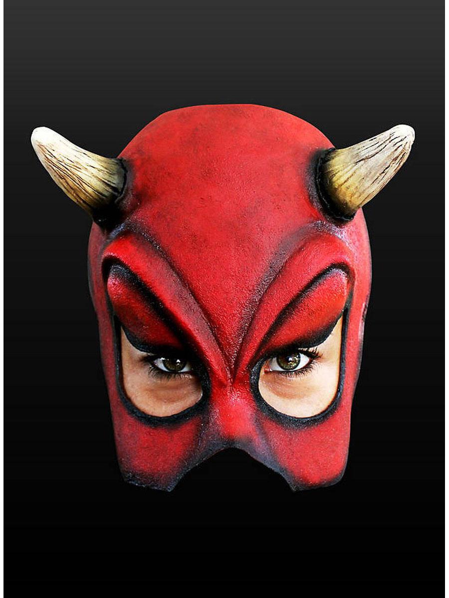 Maske für Erwachsene Halbmaske Hund Party Kostüm