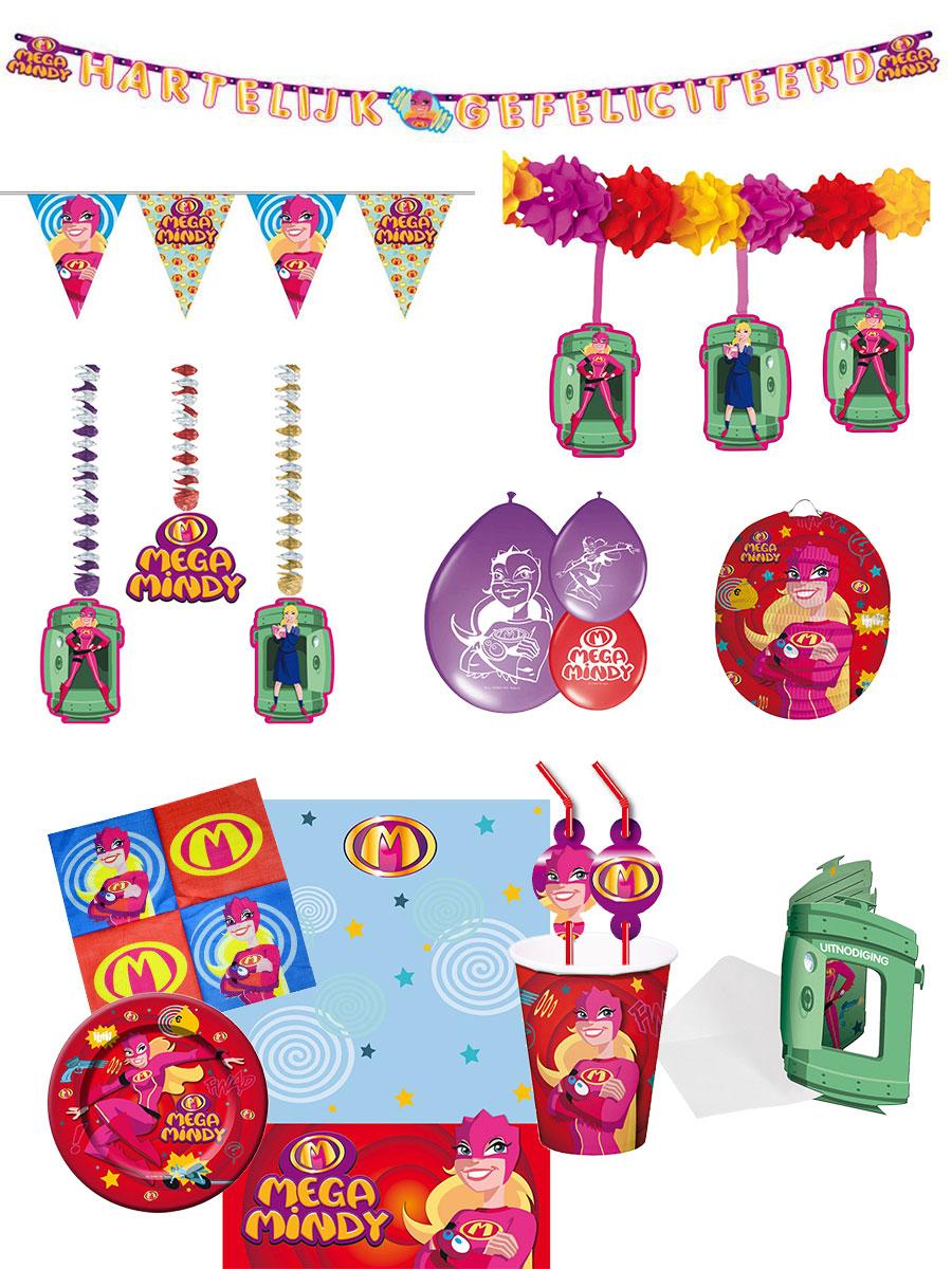8er-Pack Partytüten Kindergeburtstag Dekoration MÄRCHENBAUM