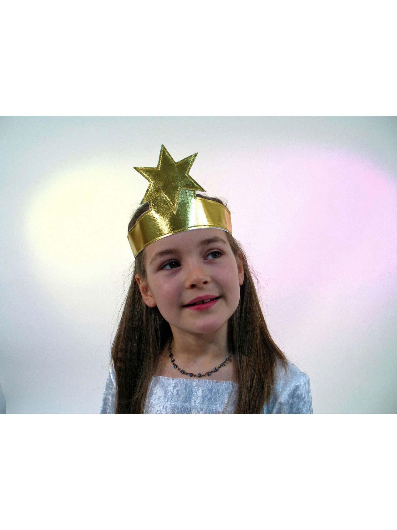 Stirnband Stern Engel Kleid Kostüm Engelchen Karneval Ebay