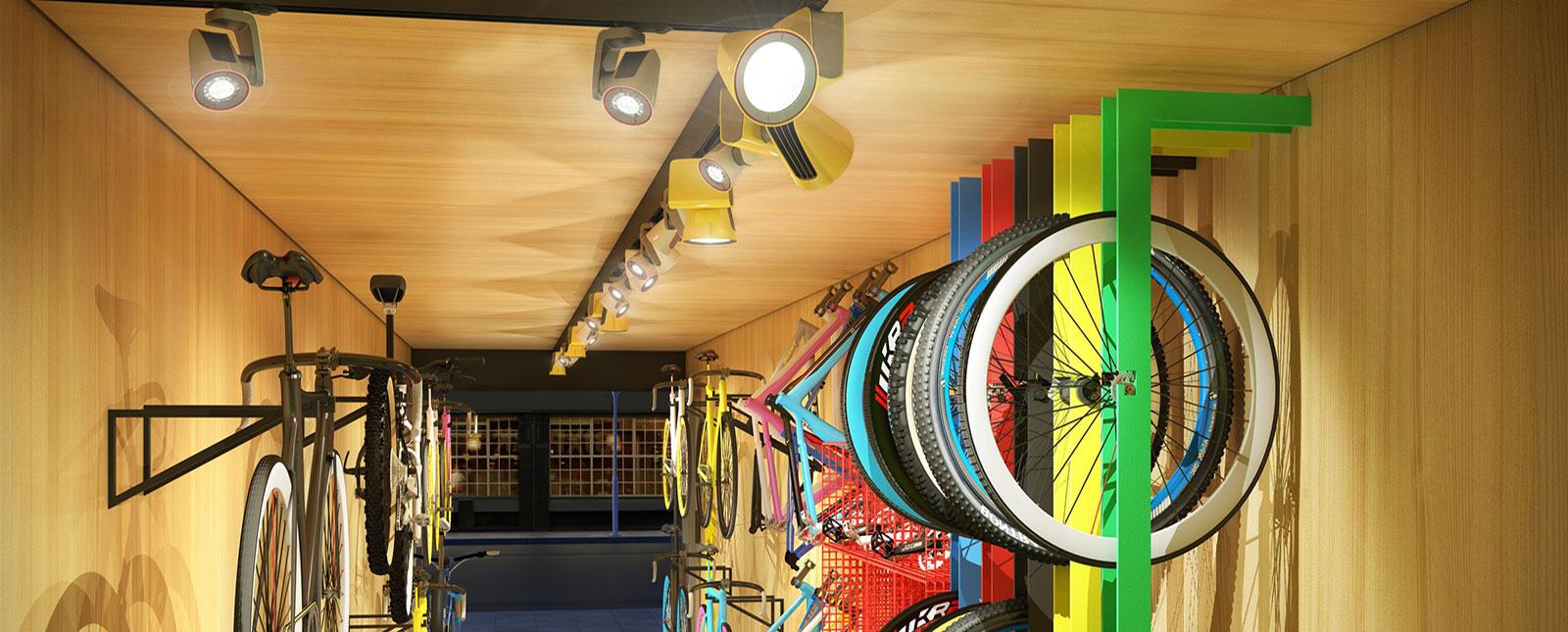 Shopbeleuchtung - Havells Sylvania
